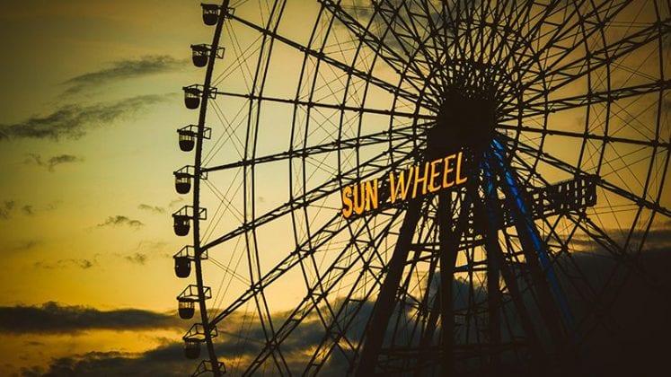 asia park da nang sun wheel