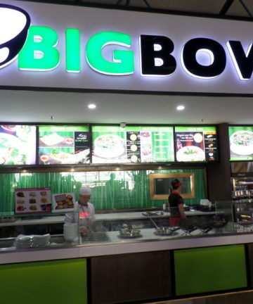 big bowl da nang airport