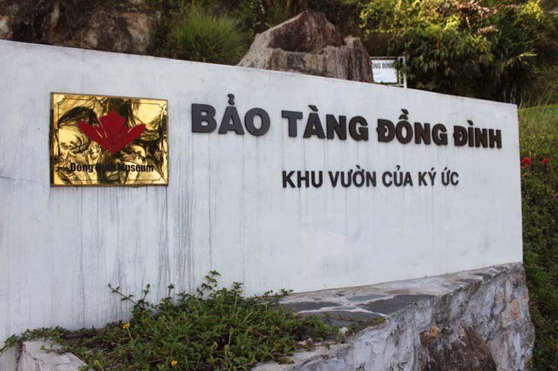 dong dinh museum da nang