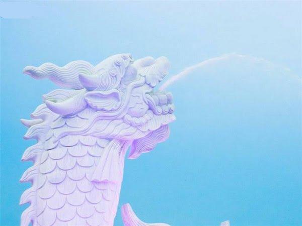 dragon carp da nang
