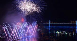 fireworks festival da nang