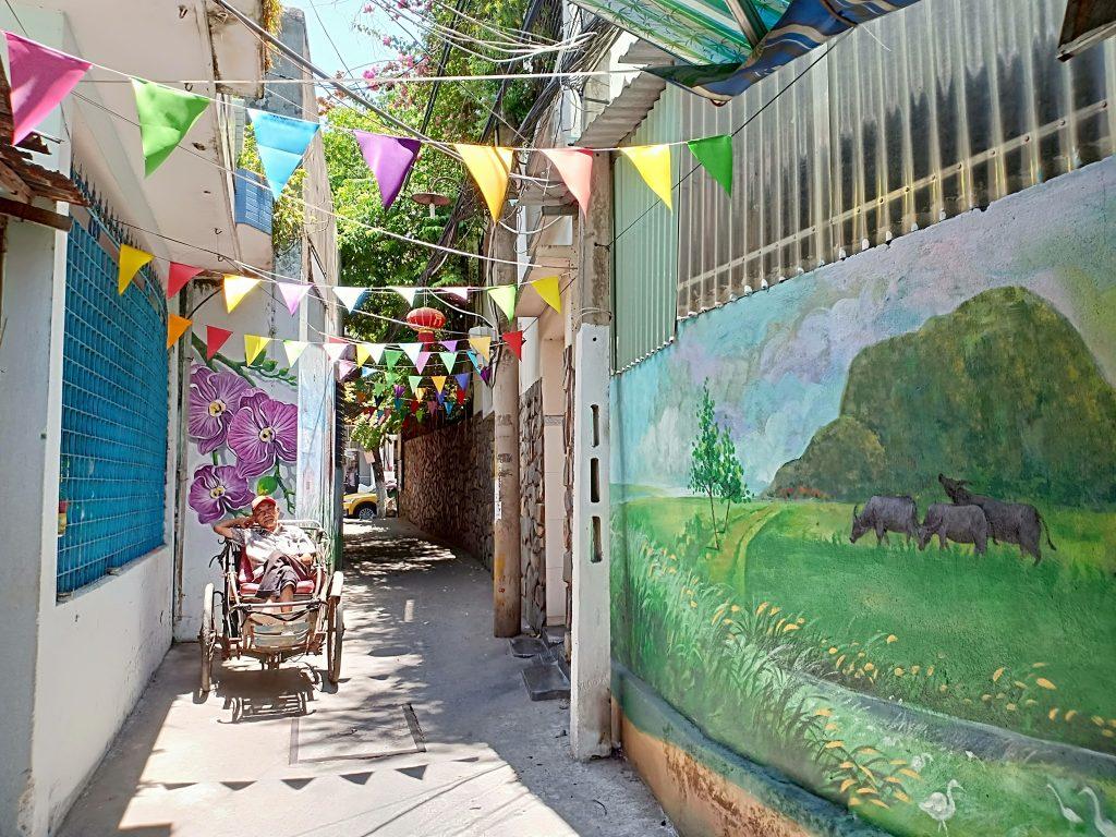 fresco village da nang