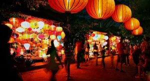 full moon night hoi an