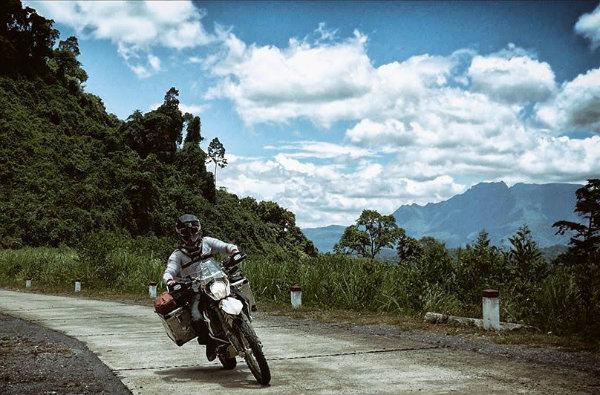 Ban Co Peak in Danang
