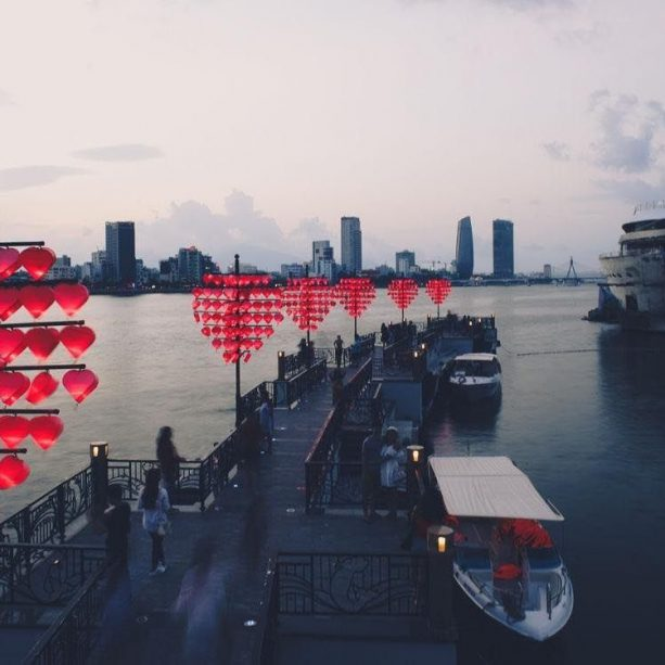 love lock da nang