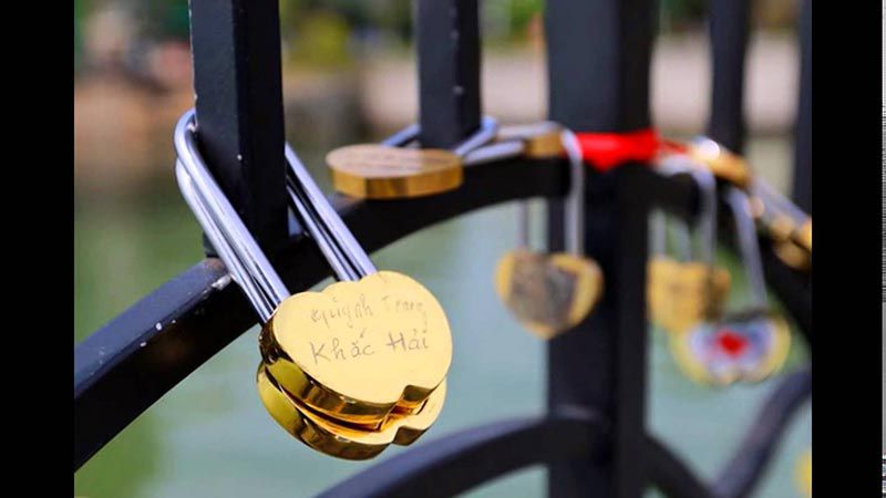 love lock da nang