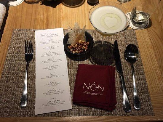 nén restaurant da nang