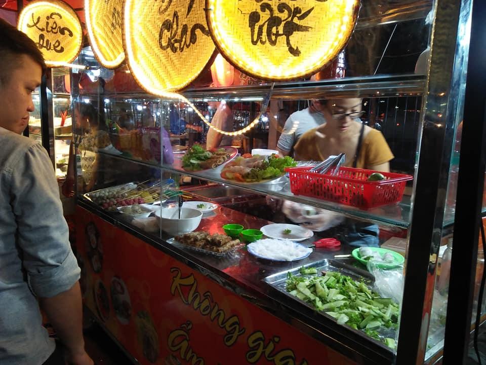 sơn tra night market da nang