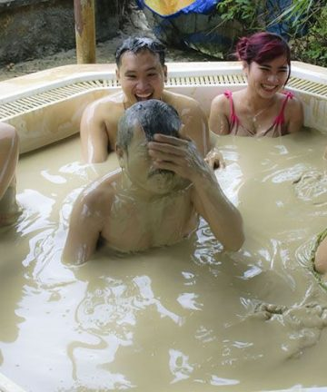 phuoc nhon hot spring