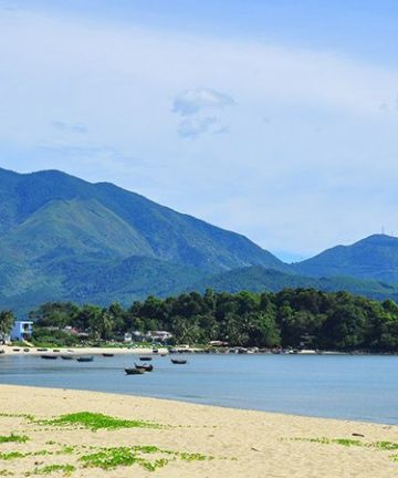 red beach da nang