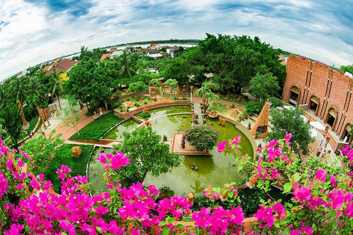 thanh ha terracotta park hoi an