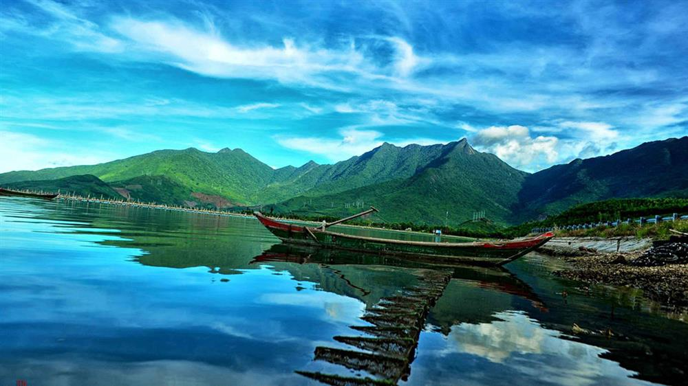 Lap An Lagoon in Thua Thien- Hue